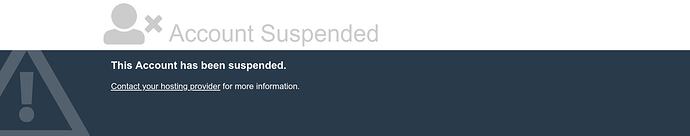 Screenshot 2021-08-12 at 12-27-38 Account Suspended